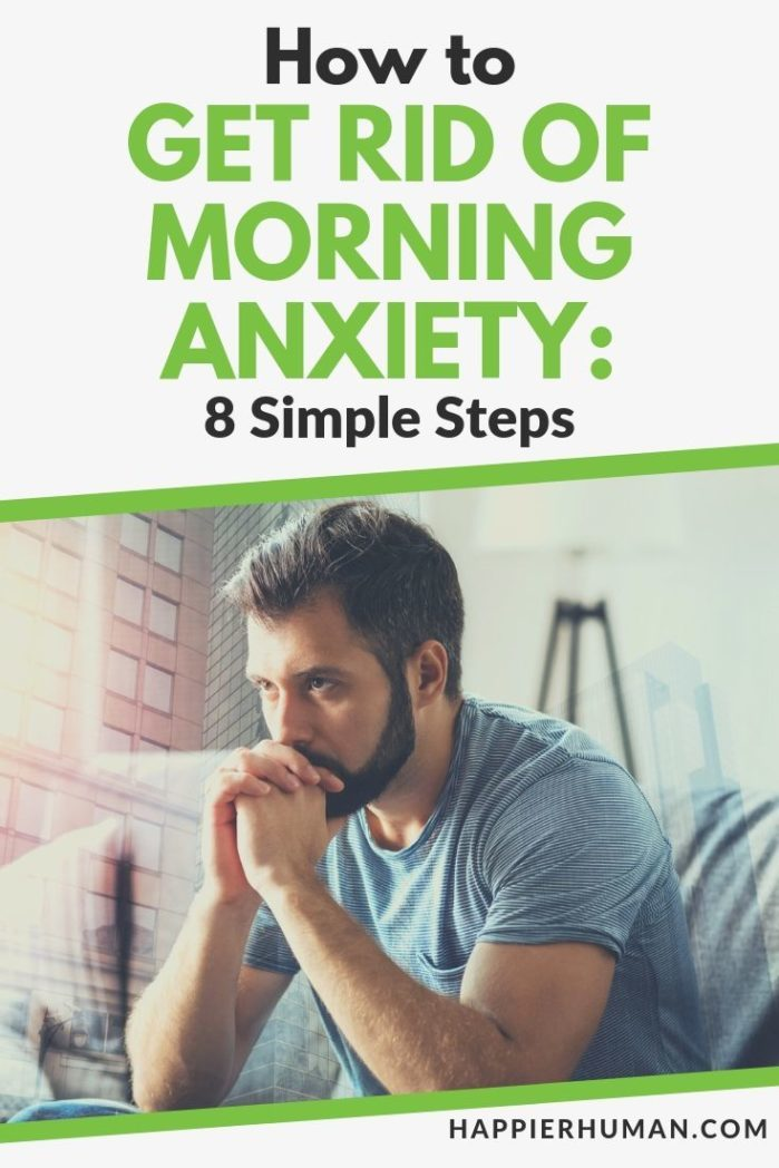 morning anxiety | how to get rid of morning anxiety | how can I stop morning anxiety
